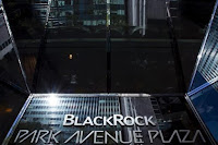 The BlackRock sign is pictured in the Manhattan borough of New York, in this October 11, 2015 file photo. (Credit: Reuters/Eduardo Munoz/Files) Click to Enlarge.