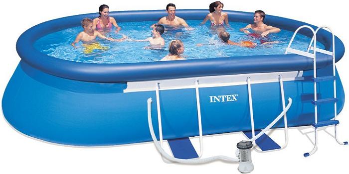 choosing your best portable swimming pool techcinema. Black Bedroom Furniture Sets. Home Design Ideas