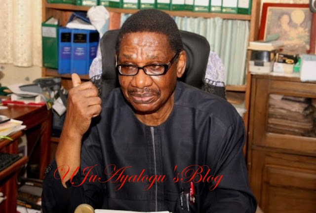 Supreme Court ruling on card reader subverted democratic rights, says Sagay