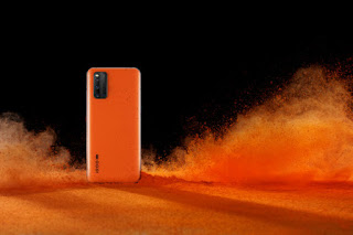 iQOO 3 Varian warna oranye sekarang secara resmi siap untuk pra-penjualan di Cina
