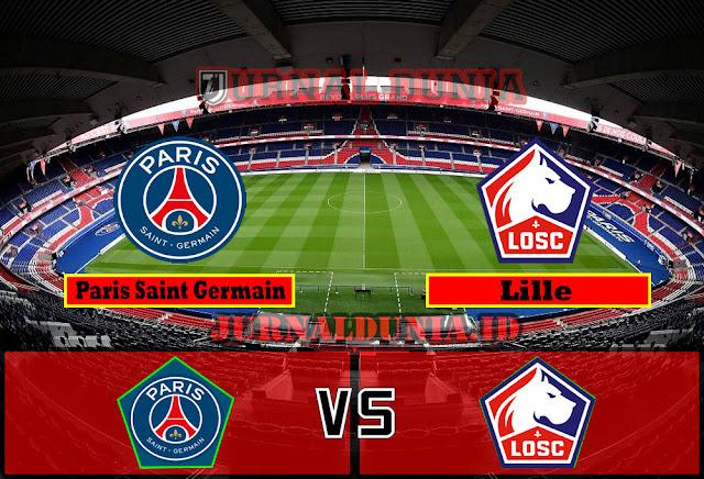 Prediksi Paris Saint Germain Vs Lille  , Rabu 17 Maret 2021 Pukul 23.45 WIB
