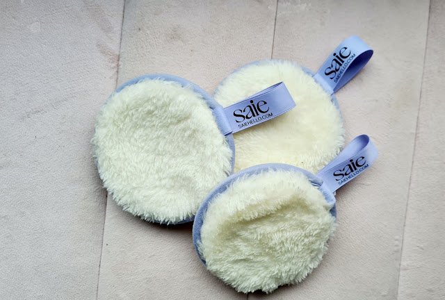 Saie Reusable Cleansing Pads review