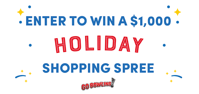 Macy's Thanksgiving Day Parade sponsor Go Bowling wants you to enter once for the chance to win an amazing shopping spree at Macy's worth $1000!
