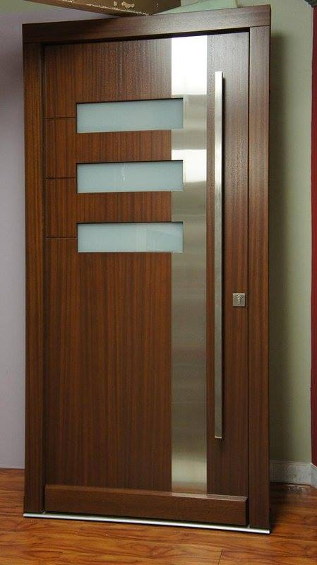 Contemporary Interior Wood Doors Designs For Most Stylish Room