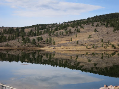 Pinewood Reservoir, Larimer County, Colorado