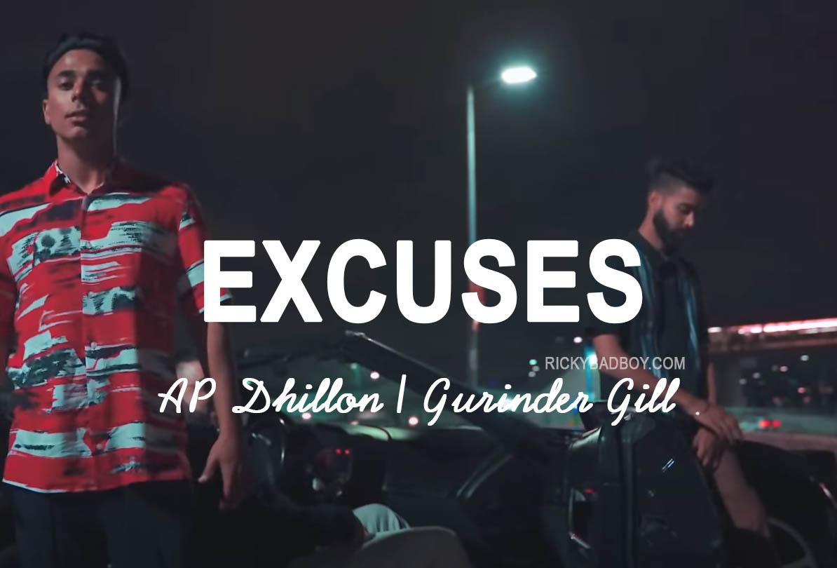 Dil Tera Jadoo Tutega Ta Pata Laguga LYRICS Excuses song by AP Dhillon & Gurinder Gill