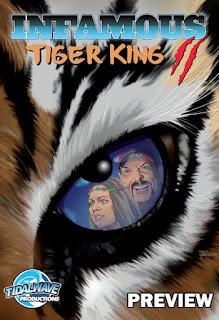 Tiger King 2 - Cover