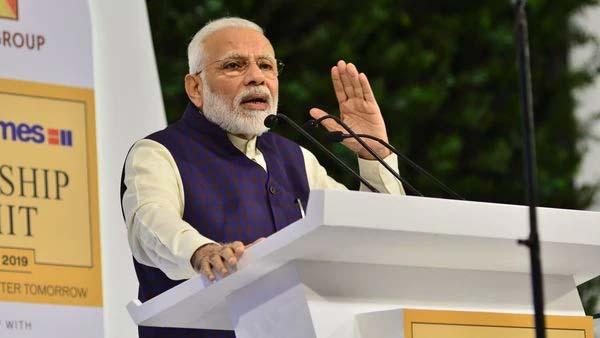 देश के बेहतर भविष्य के लिए ले रहे हैं साहसिक फैसले: PM नरेन्द्र मोदी