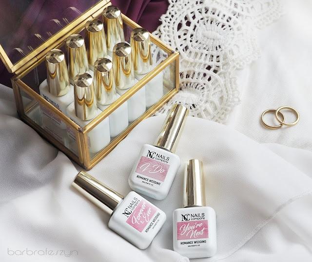 nails company ślubna kolekcja