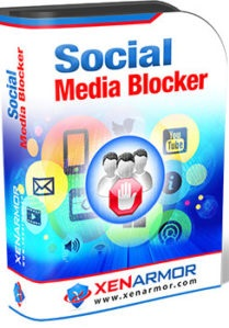XENARMOR Socal media Blocker 2020 with Activation Link