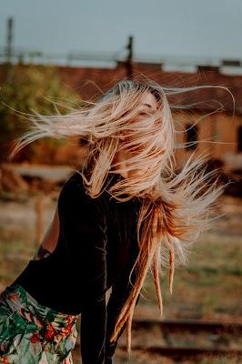 لتطويل الشعر