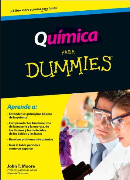 Química para Dummies John T. Moore en pdf