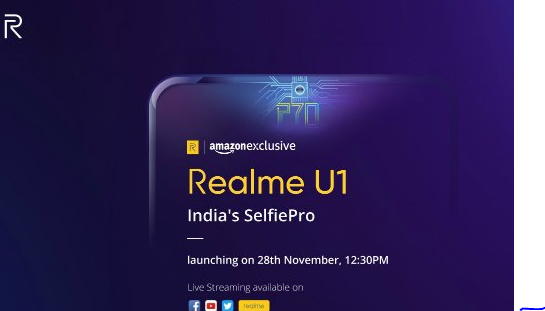 Realme U1 phone specification