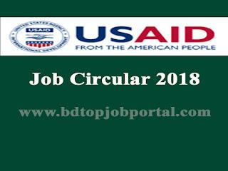 USAID Job Circular 2018