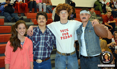 Halloween group costume: Napoleon Dynamite