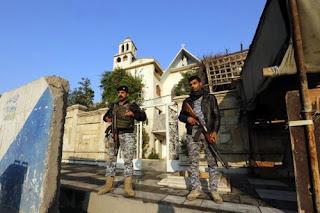 """صحيفة التلغراف: """"تسلط الميليشيات وغياب الأمن"""" سيفرغ العراق تماما من المسيحيين"""