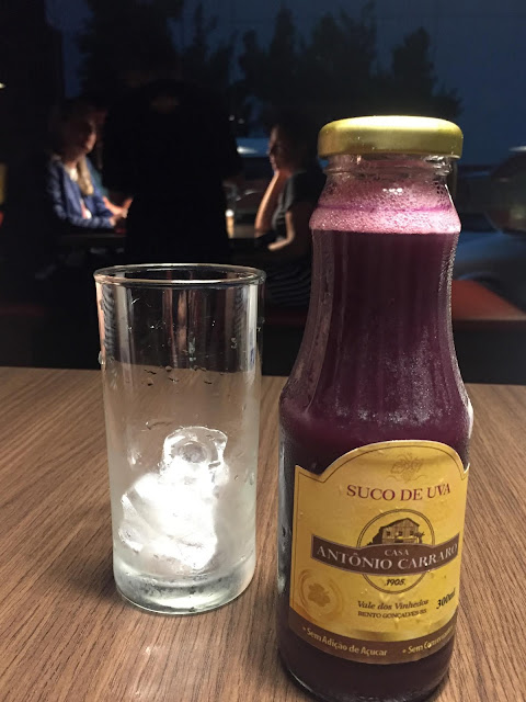 Grape juice; Bento Gonçalves, Brazil