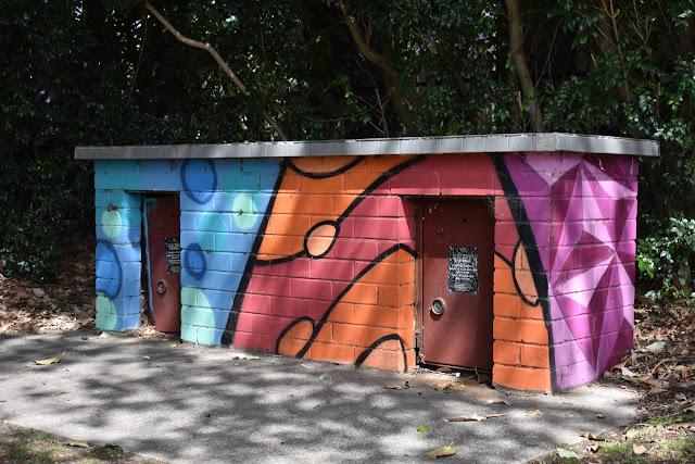 Strathfield Public Art | Street Art in Fitzgerald Park