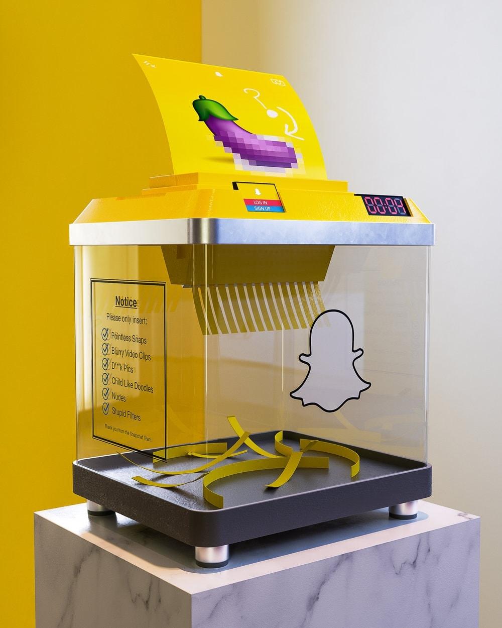 La-realidad-de-las-redes-sociales-serie-de-diseño-3D-Ben-Fearnley