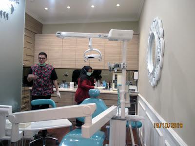 ruang periksa dewasa MHDC Clinic Kalibata City Square