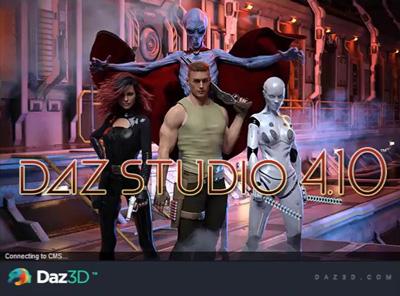 DAZ Studio Pro