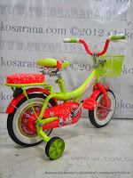 Sepeda Anak United My Music (4) 12 Inci