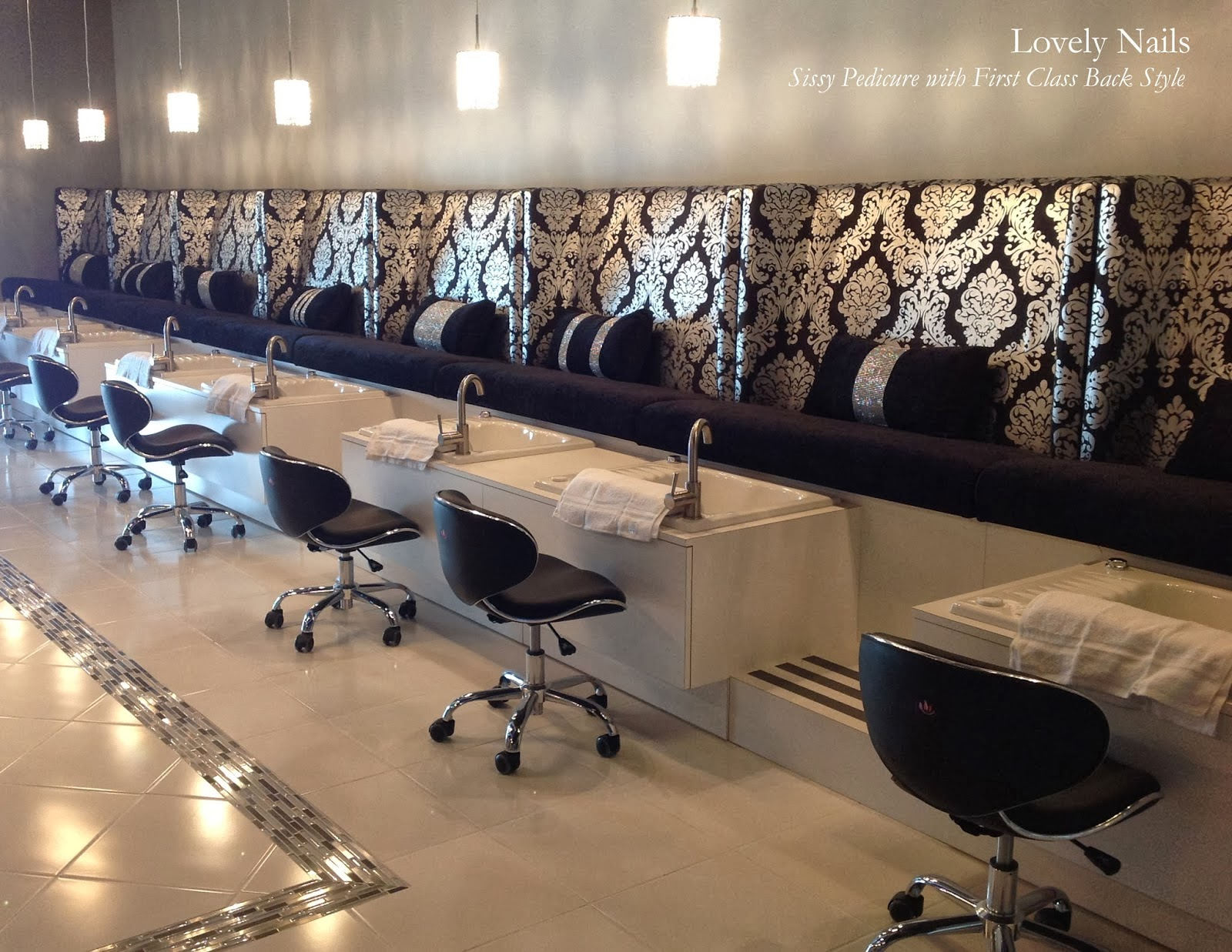 Michele Pelafas Nail Spa Amp Salon Design