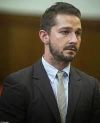 Shia LaBeouf se Declara Culpable