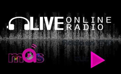 Más Radio - Live On Radio