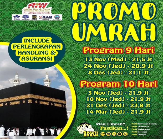 travel alhijaz indowisata promo