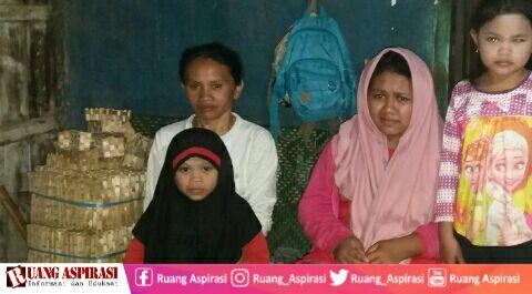 Kisah Haru Rohatun, Ibu 3 Anak Asal Situbondo Yang Menjadi Tulang Punggung Keluarga