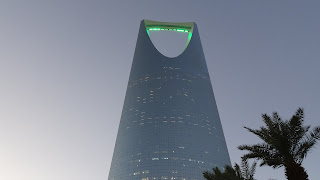 Taller than Faisaliyah Tower as the tallest tower in Saudi Arabia
