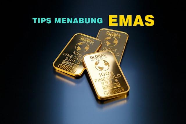 Tips menabung emas pasti untung