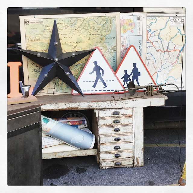 Etabli / Brocante d'Amiens, avril 2016 / Photos Atelier rue verte /