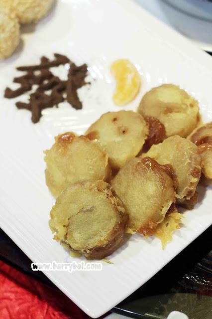 Ixora Hotel Penang Chinese New Year Takeaways Penang Hotel Blogger Influencer www.barryboi.com CNY Food