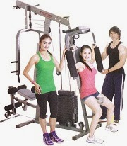 Home Gym 2 Sisi