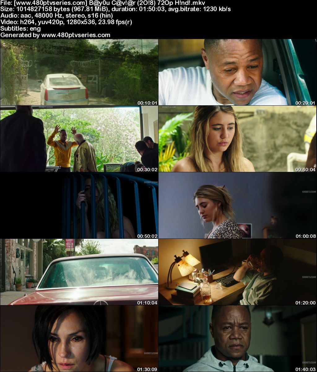 Download Bayou Caviar (2018) 950MB Full Hindi Dubbed Movie Download 720p HDRip Free Watch Online Full Movie Download Worldfree4u 9xmovies