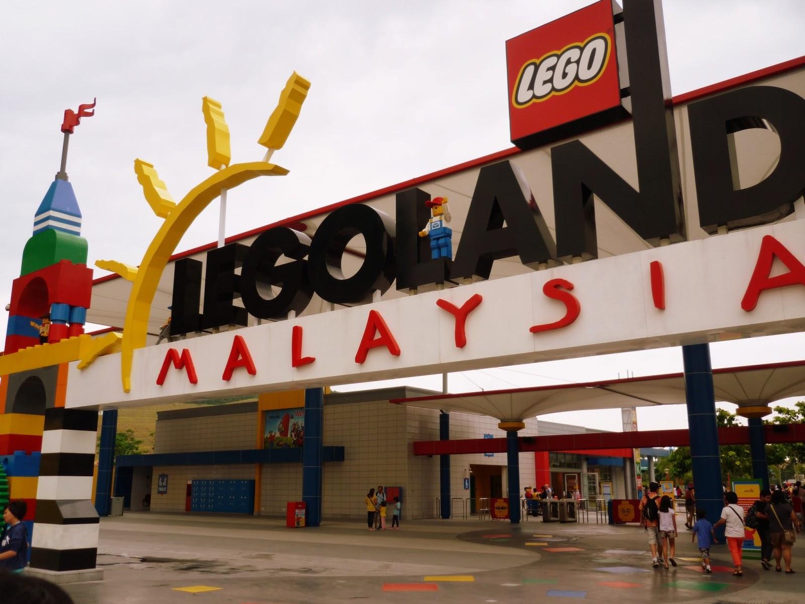 Aikialo: by KTM train Singapore-Kulai and to Legoland Malaysia