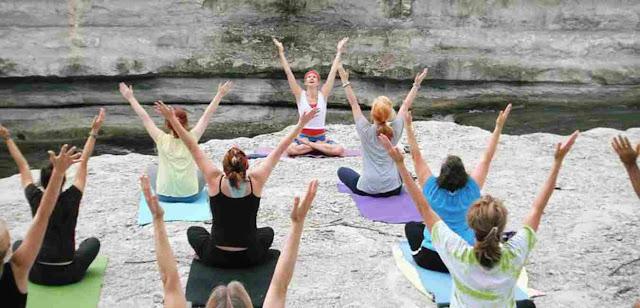 Manfaat Latihan Yoga