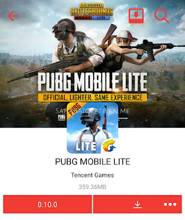 Cara Download PUBG MOBILE LITE Di Android Tanpa VPN