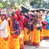 चिन्मयानंद बापू की कथा के पहले दिन 2100 महिलाओ ने निकली कलश यात्रा