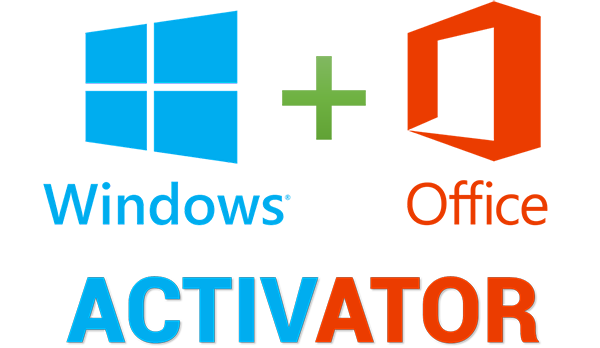 Ativador Windows e Office
