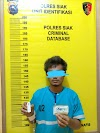 Lakukan Patroli Ops Yustisi, Kanit Sabhara Polsek Sungai Mandau Menangkap Pelaku Tindak Pidana Penyalahguanaan Narkotika
