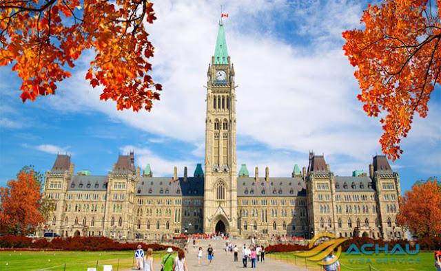 Xin visa Canada o Vũng Tàu
