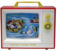 Neil Young Fisher Price TV Toy