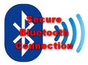 mengamankan bluetooth