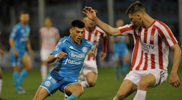 super copa argentina - belgrano 2 estudiantes 1 - imagenes belgrano de cordoba