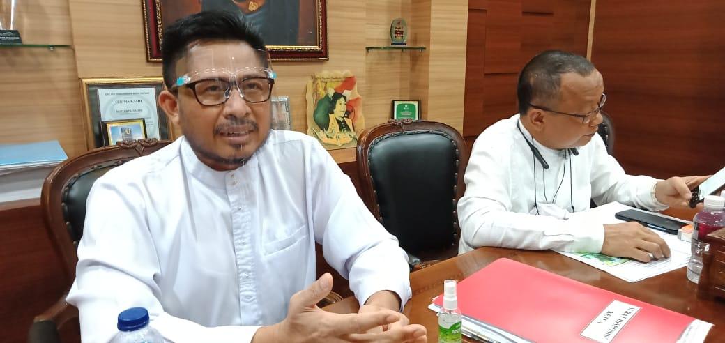 Nuryanto Minta BP Batam dan BP Batam Bersinergi Agar Ranperda RTRW Kota Batam 2020-2040 Dapat Disahkan Menjadi Perda