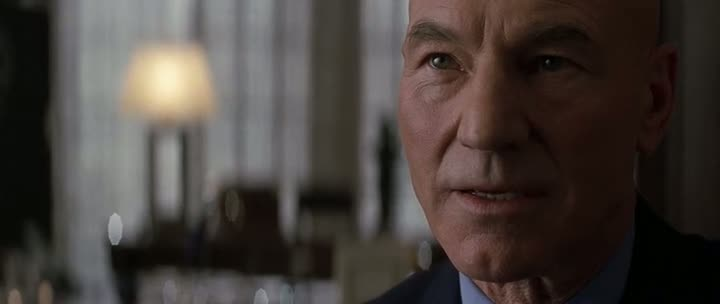 Screen Shot Of X Men (2000) Dual Audio Movie 300MB small Size PC Movie