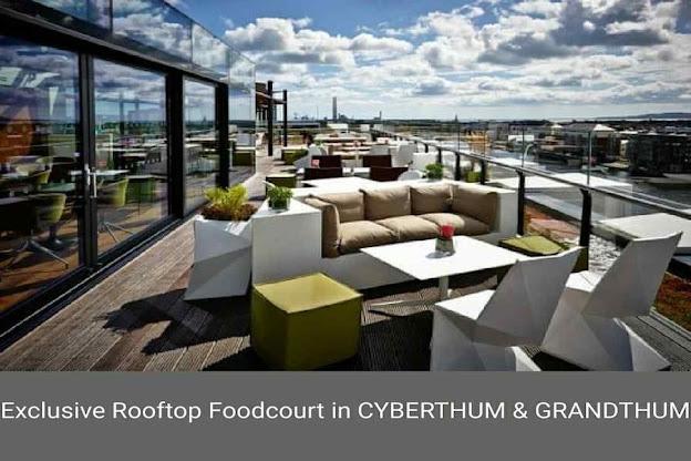 Grandthum-noida-extension-food-court